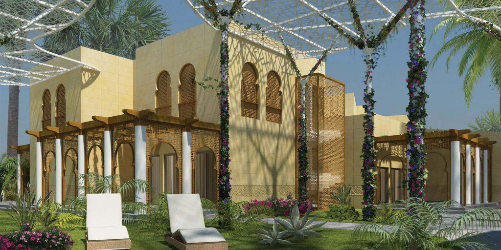 Residenza Ryad Arabia Saudita